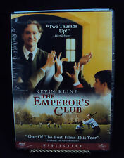 The Emperor's Club (DVD, 2003, Widescreen) Brand New! Free 1st Class Shipping!
