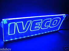 24V LED Cabin Interior Light Plate for IVECO Truck Neon Illuminating Table Sign