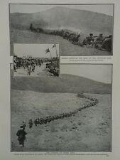 1915 ITALIAN ASSAULT AND CAPTURE OF MONTE NERO WWI WW1