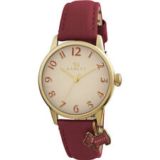 RNP RY2250 Radley Ladies Dog Charm Leather Strap Watch