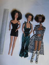 Spice Girls.Doll Lot of Three Dolls.see pictures and description