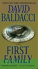 G, First Family, David Baldacci, 0446539740, Book