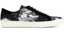 OFF-White c/o VIRGIL ABLOH Liquid Spot Leather & Suede Sneakers 42 EU 8.5 US Low