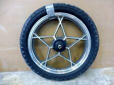 1981 Suzuki GS550 GS 550 S704. front wheel rim 19in