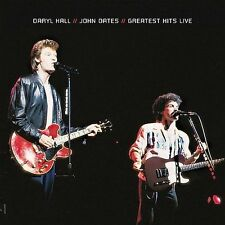 Daryl Hall and John Oates-Greatest Hits Live CD NEW