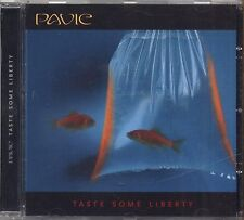 PAVIC - Taste some liberty - CD 2005 NEAR MINT CONDITION