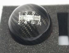 Carbon Black Manual MUGEN Sport Gear Shift Knob Civic Interger EP3 EK9 EG