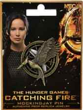 Hunger Games Mockingjay CATCHING FIRE Pin - NECA - New!