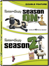 Shaun The Sheep: Seasons 1 & 2 (2016, DVD NEW)
