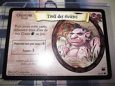 HARRY POTTER TCG CHEMIN DE TRAVERSE TROLL DES RIVIERES 68/80 COM FRANCAIS NEUF