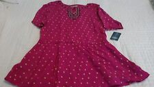 Lucky Brand Girl's Dress Sz L. NEW with tags