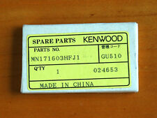 NOS Kenwood parts MN171603HFJ1 by Panasonic microprocessor for portable CD's DPC