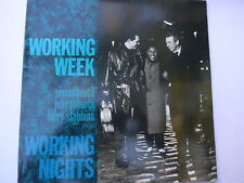 Working Week ‎– Working Nights LP, Germany