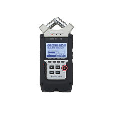Zoom H4n Pro Handy Portable 4-Ch Audio Recorder USB Interface w/ XLR TRS Inputs