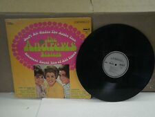 RECORD ALBUM- DON'T SIT UNDER THE APPLE TREE- 33 1/3 RPM- USED- L134