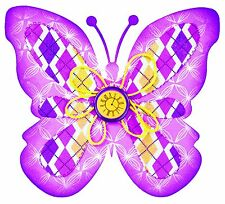 Sizzix Bigz Butterfly die #A10120 Retail $19.99 Cuts Fabric! LOVELY!!