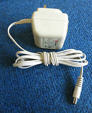 Lamtec AB09V200T Direct Plug-in UK Plug Class 2 Transformer AC Adapter 9V 200mA