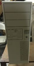 New AT MID Tower PC Computer Case Build PC Pentium 486 386 Enclosure Vintage NR