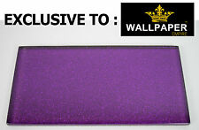 Purple Glitter Glass Wall Tiles For Kitchen And Bathroom . Luxurious Exclusive