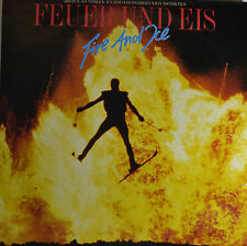 "FIRE AND ICE - HAROLD FALTERMEYER  12""   LP  (Q518)"