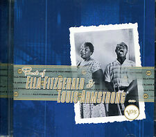 The Best of Ella Fitzgerald & Louis Armstrong by Ella Fitzgerald/Louis Armstr...