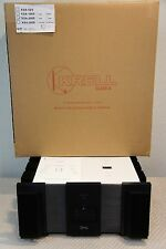 KRELL KSA-200S STEREO POWER AMPLIFIER WITH POWER CABLE, MANUAL AND ORIGINAL BOX