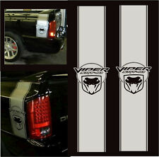 04 05 06 DODGE RAM PICKUP SRT-10 VIPER V10 BED STRIPE DECAL STICKER