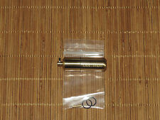 Brass Large Peanut Lighter - survival - waterproof - GOVT OVERRUN - NEW