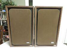Avid Model 100 Floor Two-Way Loud Speakers