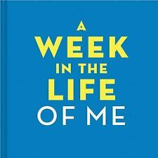 A Week in the Life of Me, Rosenthal, Amy Krouse