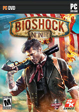 BioShock Infinite PC Brand New Sealed