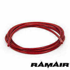 RAMAIR Silicone 3mm x 5m Vac Tube - Boost - Hose - Pipe Line Red