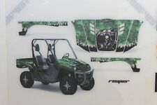 Yamaha Rhino 04-12 700/660/450 UTV Graphic Kit Wrap AMR Vinyl Decal Grim Reaper