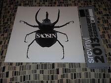 SAOSIN  SELF TITLED  S/T  180g  WHITE vinyl  250 SEALED