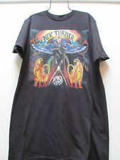 NIK TURNER Ex-Hawkwind  Space Gypsy T-Shirt size Mens Medium Psychedelic Warlord