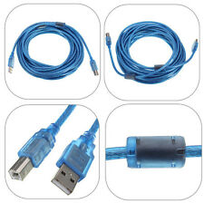 USB2.0 A-B Male M/M Printer Print High Speed Cable Cord For Scanner 3Ft/1M