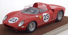 Tecnomodel Ferrari 250P 24h Le Mans 1963 Surtees/Mairesse #23 1/18 Scale LE 100