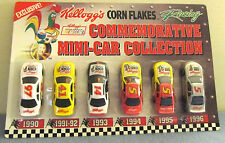 '96 Nevins Kellogg Corn Flakes Racing Nascar Terry Labonte Diecast Chevy Car Set