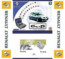 LATEST CAN CLIP V166 1.66 RENAULT DIAGNOSTICS PROGRAMMER OBD2 PIN EXTRACTOR