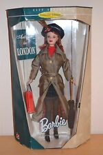 1999 Collector Edition City Seasons Collection AUTUMN IN LONDON Barbie