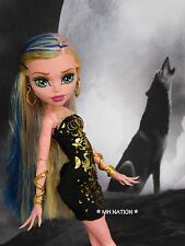 Monster High Clawdeen Wolf's 13 WISHES Dress
