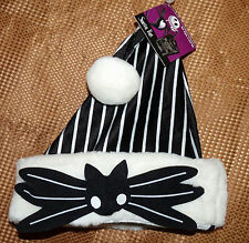 Disney's The Nightmare before Christmas Jack Skellington Santa Hat - ages 3+ NWT