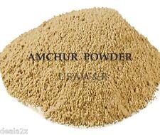 200g Amchur Powder Dry Green Mango Powder Indian Food Curry Sour Taste USA SELLE