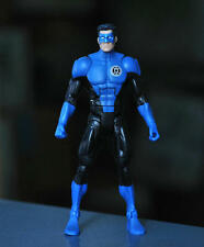 DC UNIVERSE Super Hero BLUE LANTERN KYLE RAYNER Loose Toy Figure MJ25