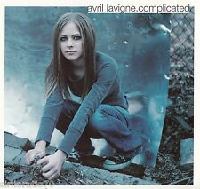 AVRIL LAVIGNE Complicated 3 Track  CD Single