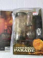 VINTAGE MCFARLANE INFERNAL PARADE DR FETTERS FAMILY OF FREAKS NECA *New