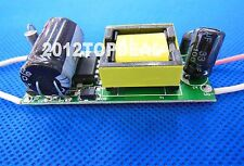 1pc 300mA 12-18x1W Constant Current LED Light Driver Power Supply AC85-265V