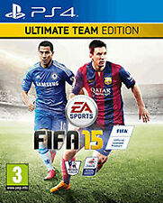 FIFA 15 -- Ultimate Team Edition (Sony PlayStation 4, 2014)