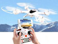 White 2.4G 6-Axle Gyro 3D Roll Quadcopter Drone No Camera for MJX X400-V2 SR #KN