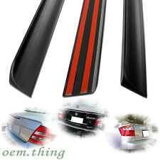 BMW E39 4D Sedan 5 Series Trunk Boot Lip Spoiler 97-03 M5 540i 528i 525i